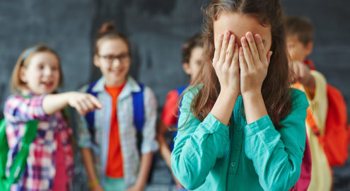 """Students apply a """"growth mindset"""" lens to the personalities of bullies and their victims, recognizing that people can change."""