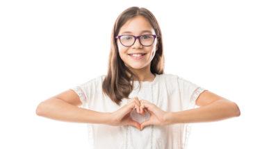 "Students deepen their understanding of gratitude by ""embodying"" it."