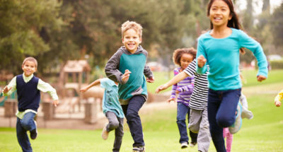 A magical game of tag that promotes inclusion and teamwork.