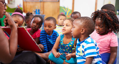 Students learn how kindness and gratitude strengthen friendships through reading a book.