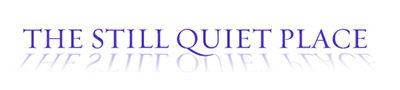 The Still Quiet Place logo