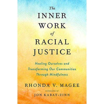 Book Cover the inner work of racial justice