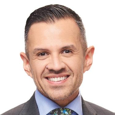 Joaquin Tamayo headshot