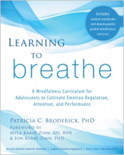 Learning to Breathe book cover image