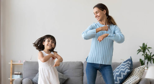 Ideas for promoting family involvement through the joy of dance