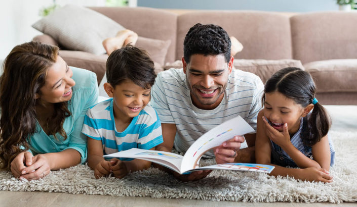 A collection of practices that families can use to help students build SEL skills at home