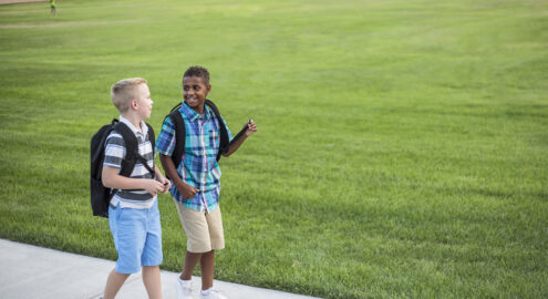 A fun, fast way for students to develop close friendships
